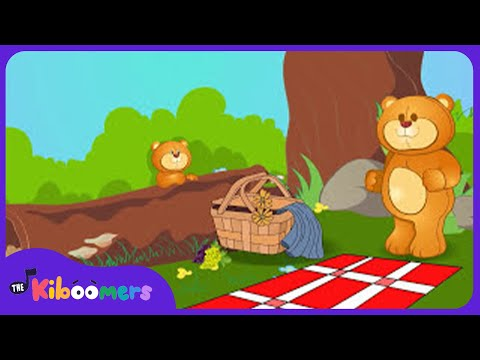 Teddy Bear Picnic | Children Songs | Rhymes Songs | The Kiboomers