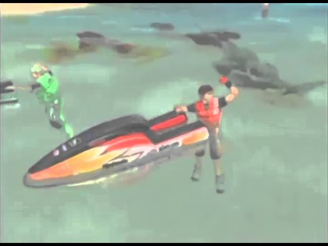 Wave Race: Blue Storm (GameCube, 2001)