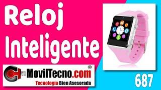 Relojes con tarjeta sim de móvil en MovilTecno.com