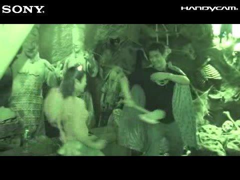 Sony X Ocean Park Halloween 2008 (11/10 10:49PM)