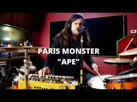"Meinl Cymbals Josh Dion Paris Monster ""Ape"""
