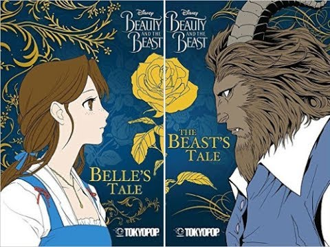 The Beast's Tale and Belle's Tale - Manga Review