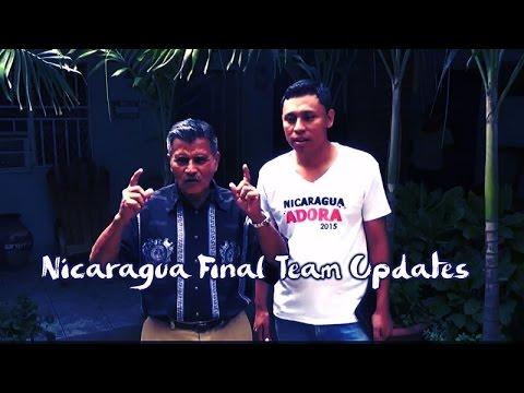 Nicaragua 2016 - Final Team Update (English & Espanol)