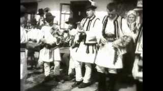 Буковинське весілля 1940.Режисер Ю.І.Солнцева