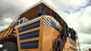 Belaz 75710 - Worlds largest Dump Truck