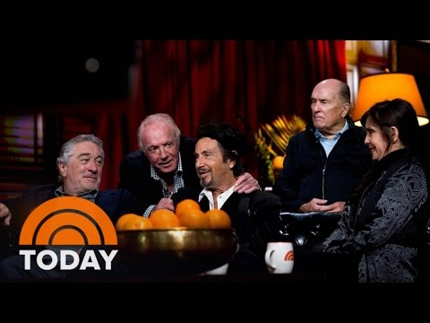 'Godfather' Reunion: James Caan, Robert De Niro, Al Pacino Spill More Secrets | TODAY