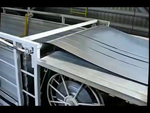 Производство металлического штрипса (стальной ленты)