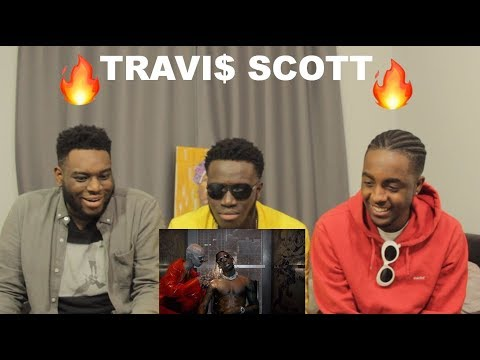travis-scott---highest-in-the-room-(reaction)