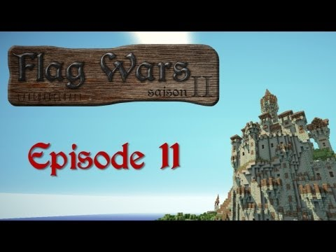 Flag Wars - Saison II - ep.11 Rouge - Discussions sur les barbes
