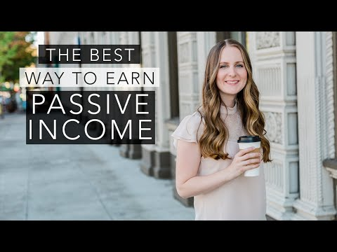 What's the BEST way to earn passive income? (ebooks vs courses vs membership sites)