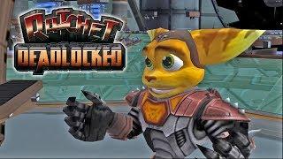 PCSX2 Emulator 1.5.0-2104 | Ratchet: Deadlocked [1080p HD] | Sony PS2