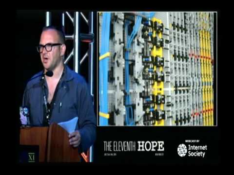 Cory Doctorow - Keynote [HOPE XI]
