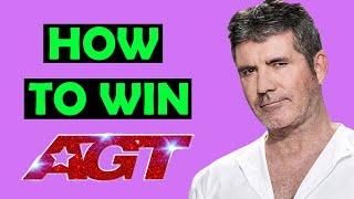 How to WIN America&#39s Got Talent (100% GUARANTEED)