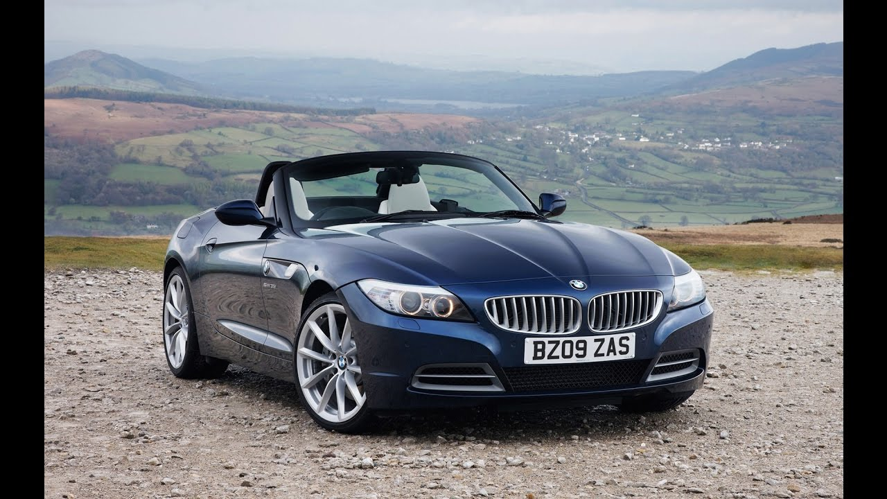Bmw Z4 Roadster 2016 Car Review