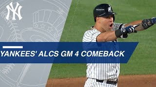 Watch the eventful 8th inning of ALCS Game 4 thumbnail