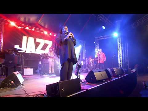 Courtney Pine & Omar :Finale : Ealing Jazz 2017 XIII
