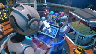 The Playroom VR「Mini Bots」