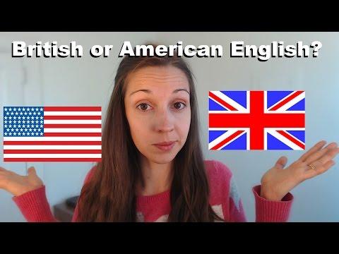 Should I Learn British or American English?