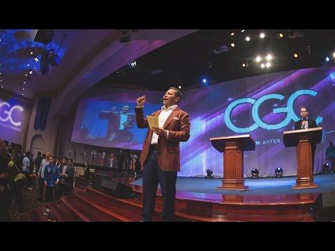 Anointed for Purpose | Ungidos Para Un Propósito | CGC2013 Bilingual