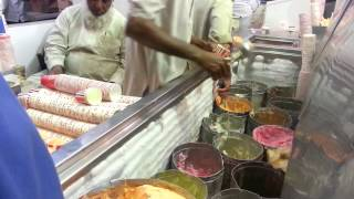 Chaman Ice Cream Lahore