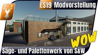 "[""LS19"", ""FS19"", ""Landwirtschafts Simmulator"", ""Modvorstellungen"", ""Playtest"", ""gameplay"", ""Hof Hirschfeld"", ""Farming Simmulator"", ""Courseplay"", ""Modding"", ""Mod"", ""ls19 sägewerk"", ""ls19 palettenwerk"", ""ls19 palettenproduktion"", ""ls19 paletenproduktion"", """