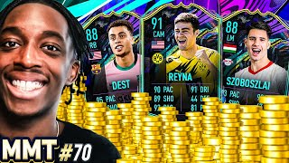 GIO REYNA JOINS! FUTURE STARS SPLASHHH! MMT HAS COINS AGAIN!💲💲 🤑S2- MMT#70