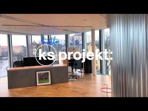 KS Projekt delivers interior design to DDB Agency in Stockholm