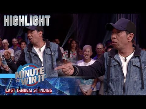 Long Mejia, binalikan ang mga ginawa niyang action films noon | Minute To Win It