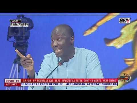 Dame Mbodj exige le départ  Mamadou Talla, ministre de l'Education
