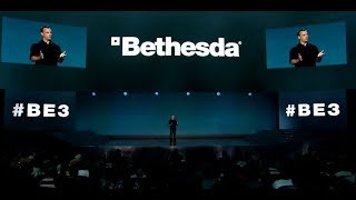 Bethesda E3 - Live Analysis and Review