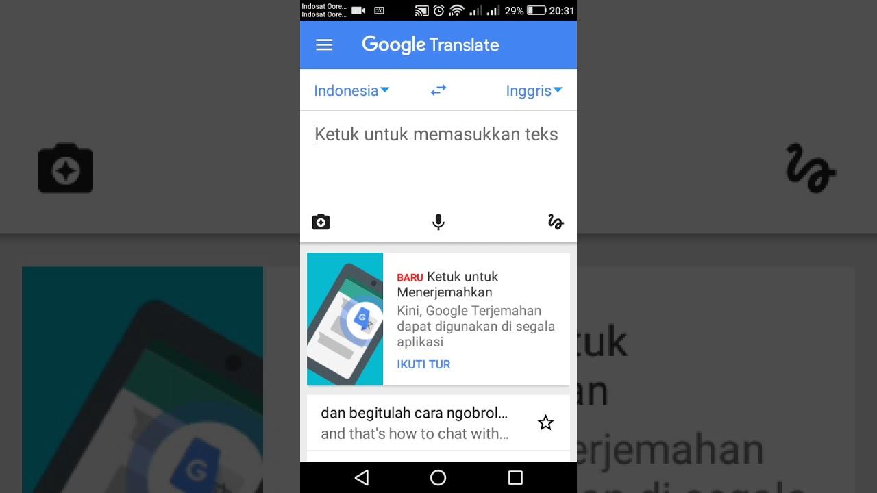 Temukan Cara Chat Dengan Google mudah