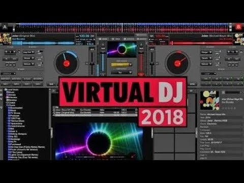 Virtualdj 8 Pro Infinity 2018 Crack E Serial Windows 10 Youtube
