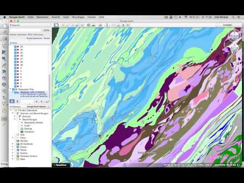 geological map virginia