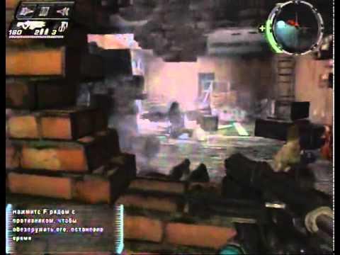 Концовка игры TimeShift