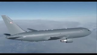 Boeing - KC-46A Pegasus Tanker Aircraft First Flight [720p]