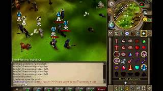 Drowning Pk Runescape Pk Vid 1 - New Wildy - Pro - [60 Atk 1 Def Pure] - G Maul/ DDS/ D2h Combos