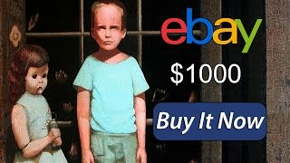 5 Most Haunted Items Sold On Ebay!