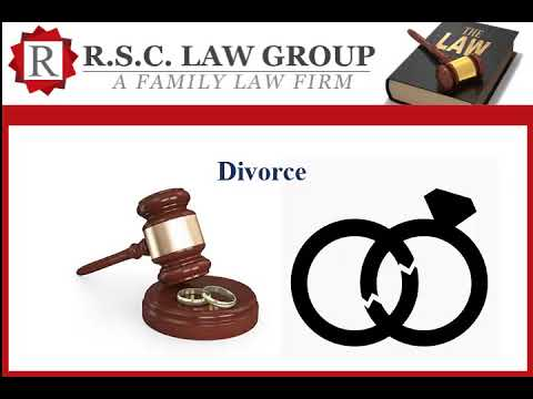 R.S.C. Law Group, a Family Law Firm - Quality Legal Service in Family Law.
