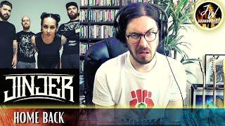 JINJER - HOME BACK (REACTION/BREAKDOWN by Pianist/Guitarist)
