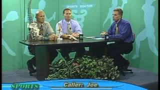 01/19/2006  Sports Doctor with Dr. John Salvo on ACL Injuries