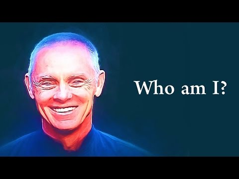 🕉😀 The first time you asked 'Who am I?' you got the answer - Adyashanti