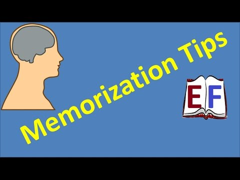 Youtube Live : Memorization Tips for Students