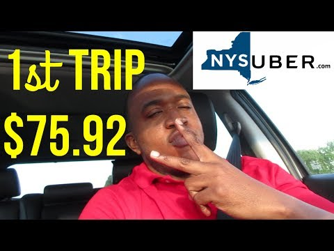 UBER - My First Trip and Strategy