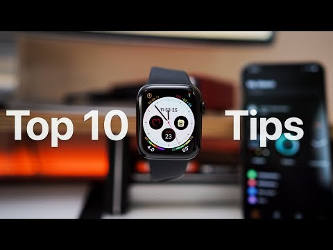 Top 10 Apple Watch Tips You May Not Know