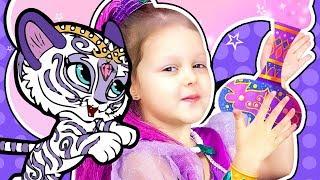 ШИММЕР И ШАЙН В поисках Ракушки ЛОЛ Ковер самолет для Джина Шайн потеряла Шиммер пот Видео для детей