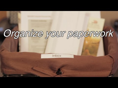 3-steps-to-organize-paperwork-at-home
