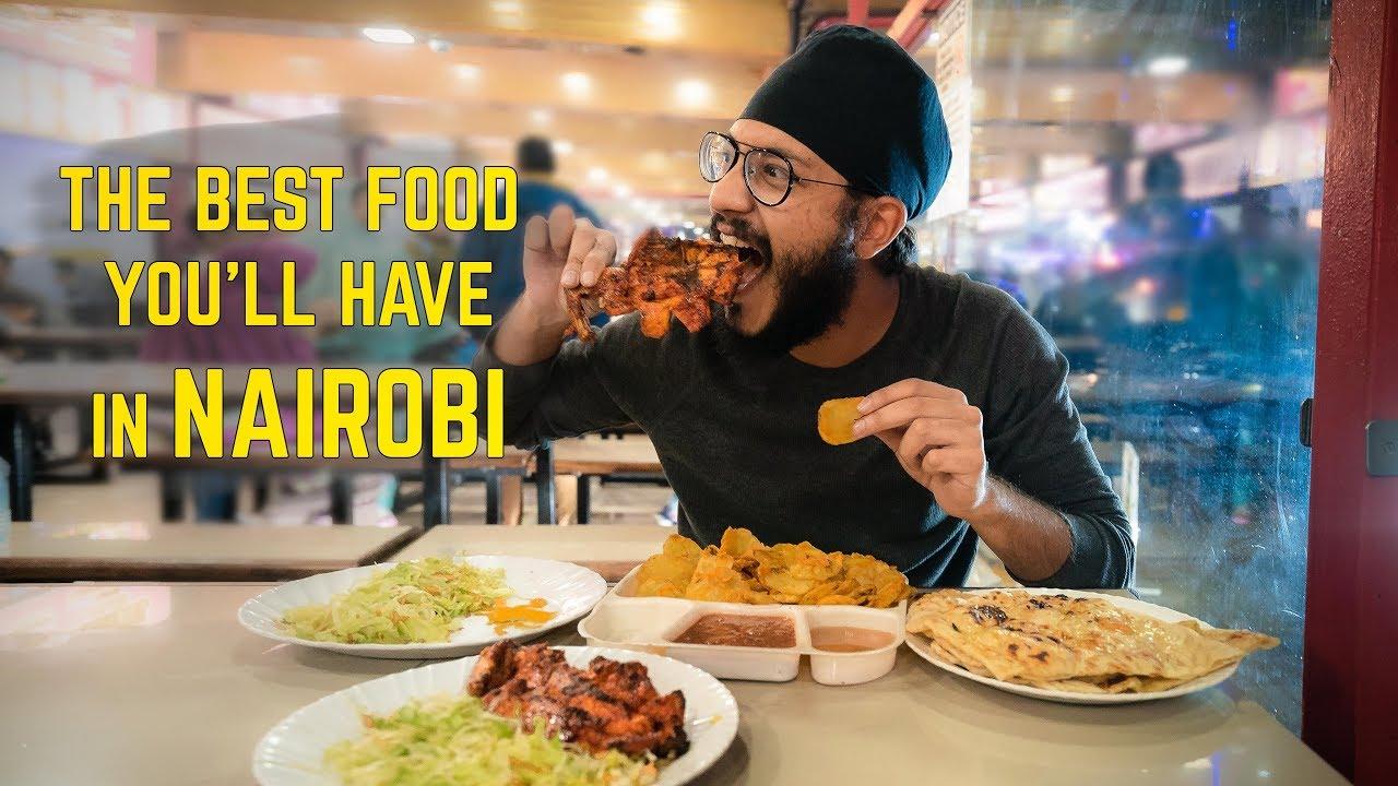 NAIROBI FOOD GUIDE - Nairobi's Best Restaurants & Street Food