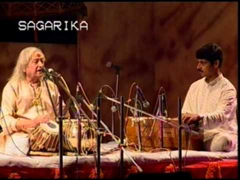 Pandit Kishan Maharaj  -(Solo Tabla) / LIVE PERFORMANCE/ Sagarika Classical Mp3