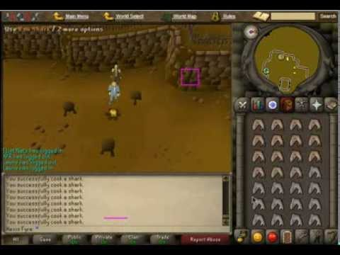 3 Tick Cooking - OSRS