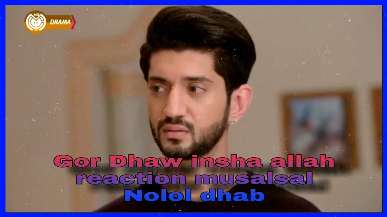 Download Musalsal Nolol dhab insha allah gor dhaw reaction ....